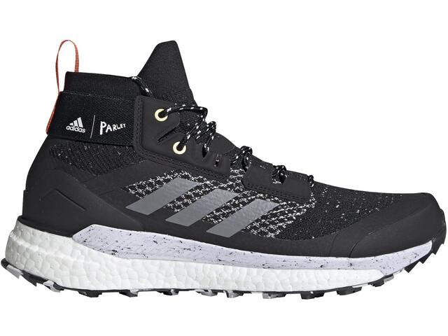 adidas TERREX Free Hiker Parley Wandelschoenen Heren, core black/grey three/blue spirit